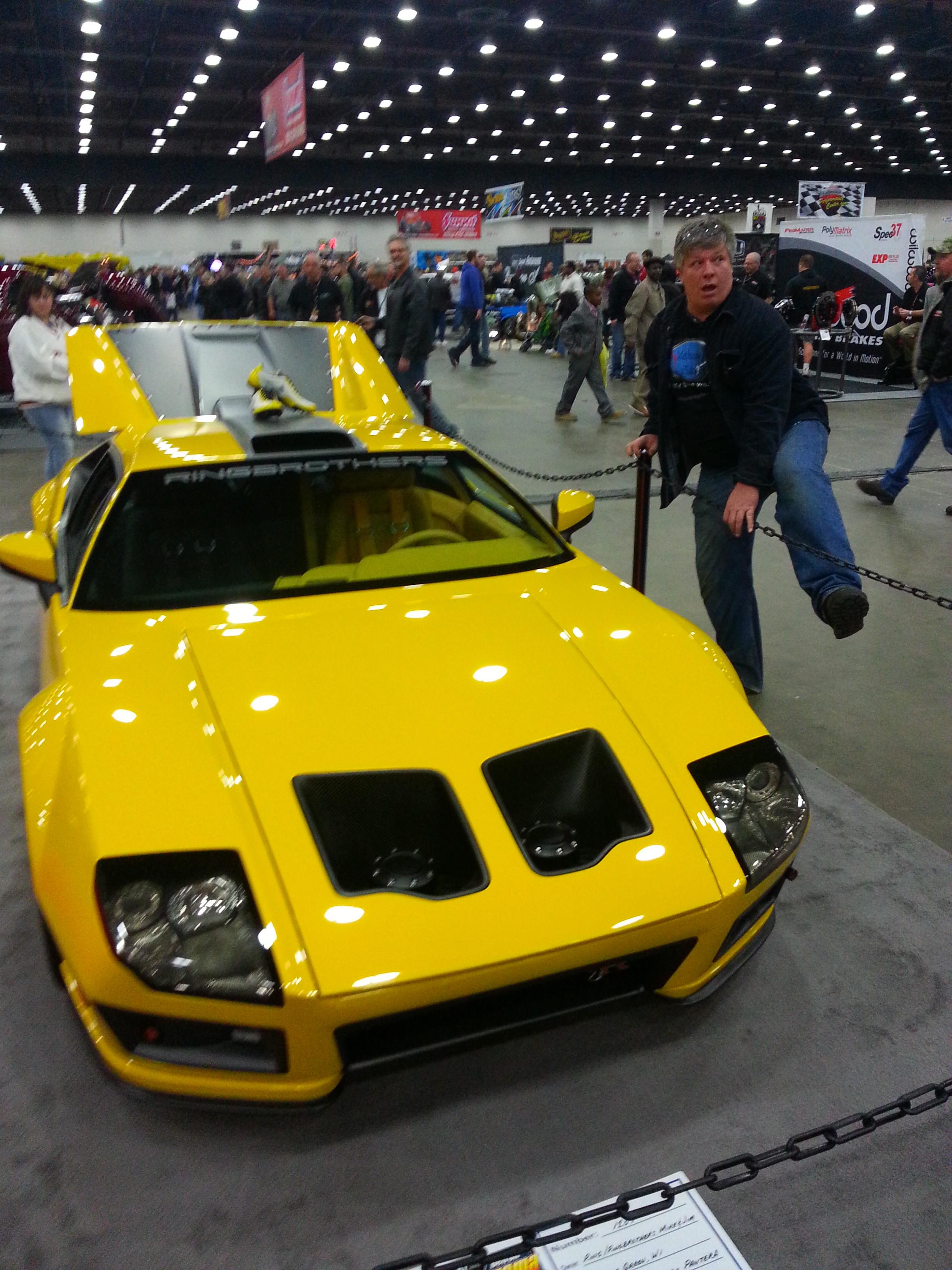 Yellow Car at MyMechanicsPlace.com